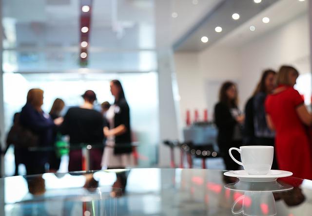 Coffee Break Conference Women
