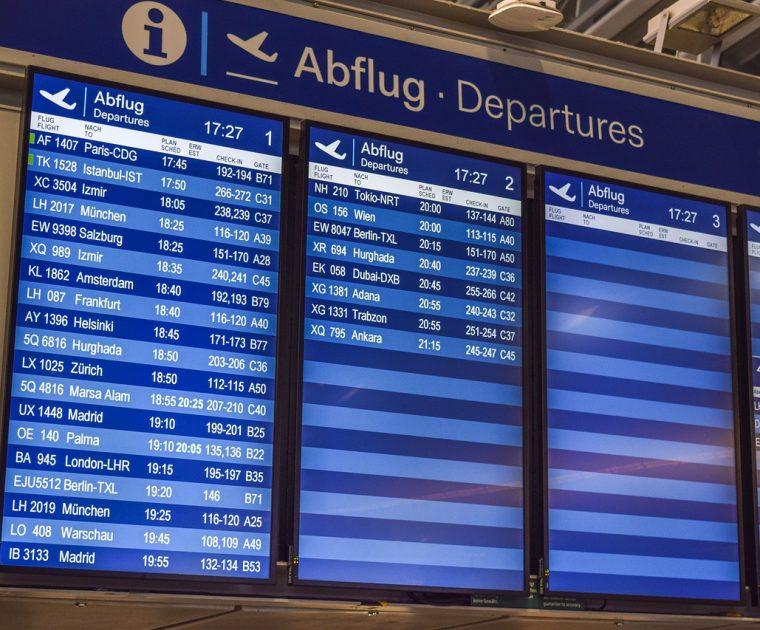 Airport Terminal Travel
